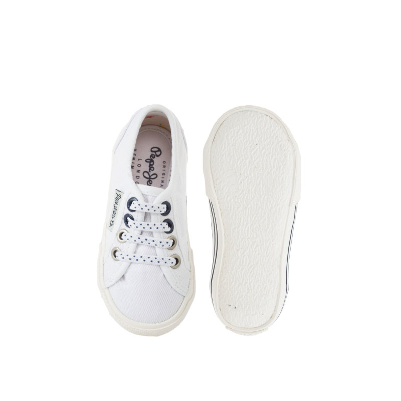 Baker Plain sneakers Pepe Jeans London white