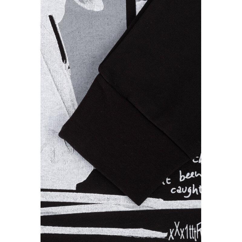Bluza Trussardi Jeans czarny