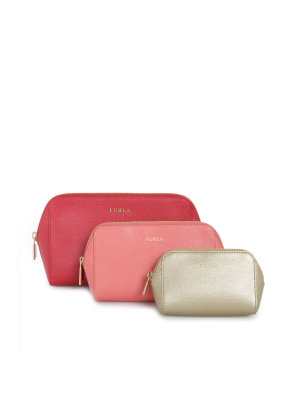 Furla Electra Cosmetic Bags