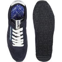 Sneakersy Sprint 1B Tommy Hilfiger granatowy