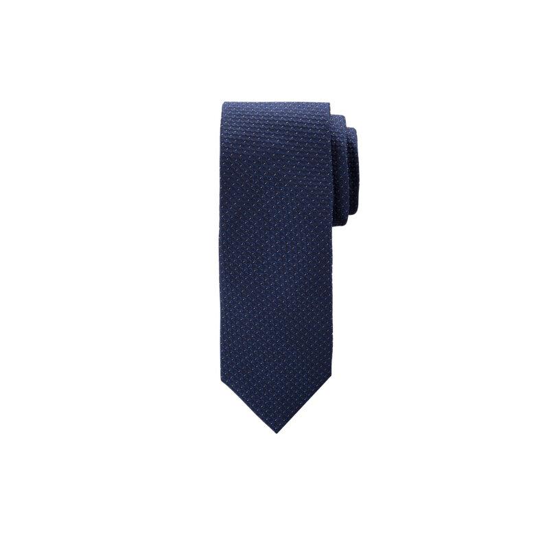 Tie Hugo navy blue