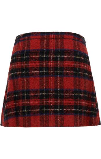 Spódnica Tiptronic Pinko czerwony