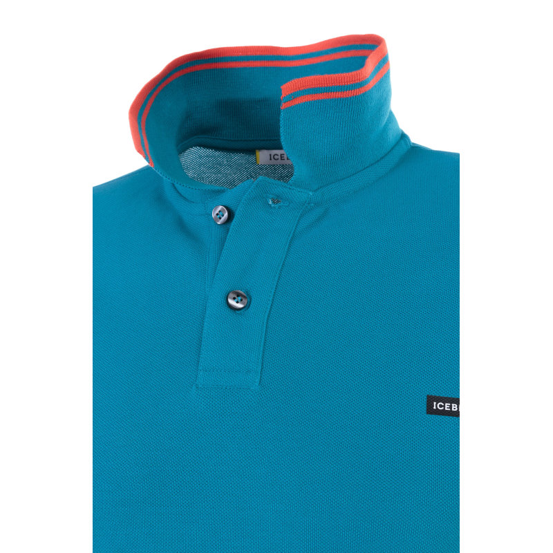 Polo Iceberg turquoise