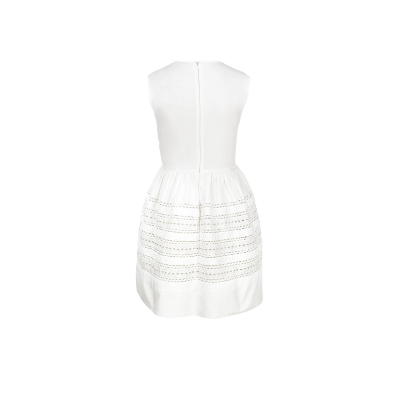 Dress Red Valentino white