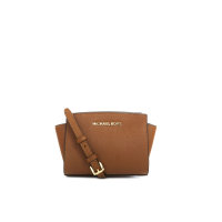 Selma Mini Messenger bag Michael Kors brown