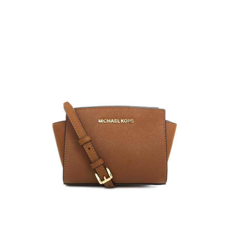 Selma Mini Messenger bag Michael Kors brown