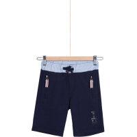 Oxford shorts Tommy Hilfiger navy blue