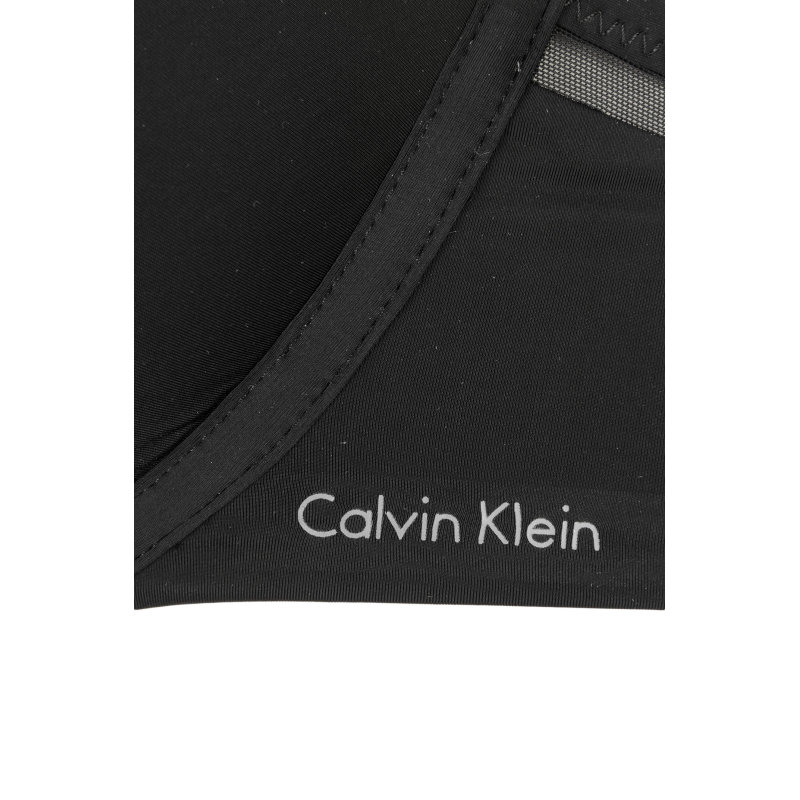 Biustonosz Naked Touch Tailored Calvin Klein Underwear czarny