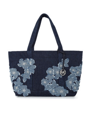 Michael Kors Shopperka Denim Item