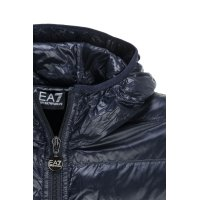 Jacket EA7 navy blue