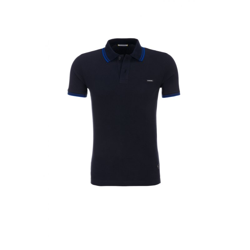 Polo Iceberg navy blue