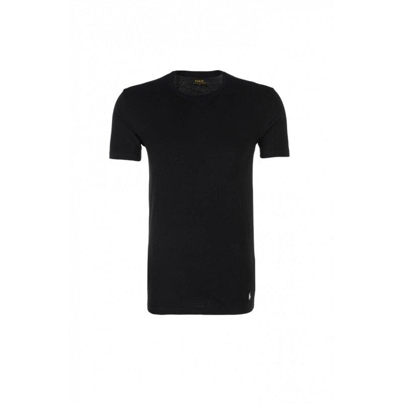 T-shirt/Podkoszulek 2 Pack Polo Ralph Lauren czarny