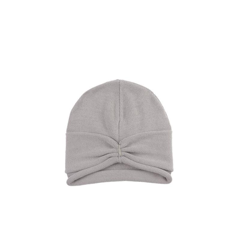 czapka Armani Jeans popielaty
