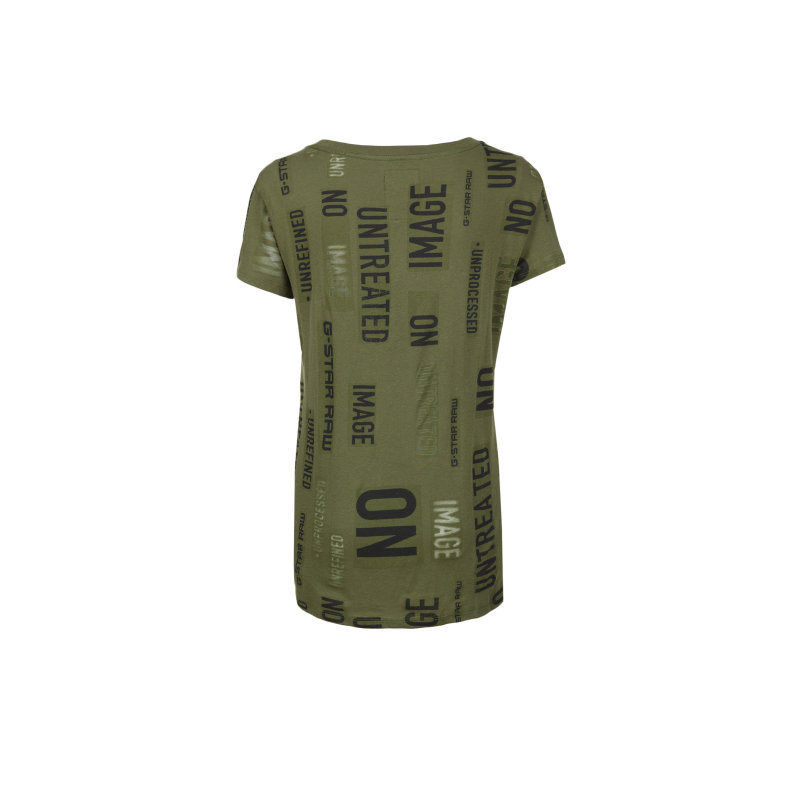 T-shirt Sepeke G-Star Raw khaki