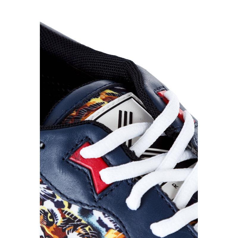 Sneakersy Running Original Kenzo granatowy