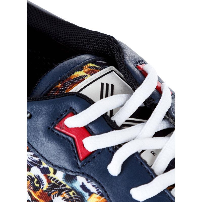 Running Original sneakers Kenzo navy blue