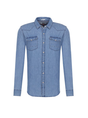 Tommy Jeans Shirt Denim