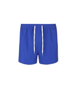 Calvin Klein Swimwear Szorty kąpielowe DRAWSTRING