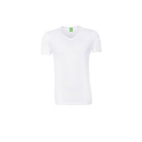 T-Shirt C Canistro80 Boss Green biały