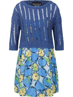 Boutique Moschino Sukienka 2w1