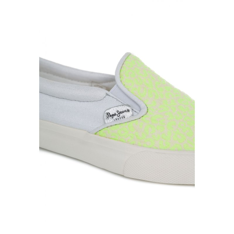 Slip On Traveler Flour Pepe Jeans London żółty