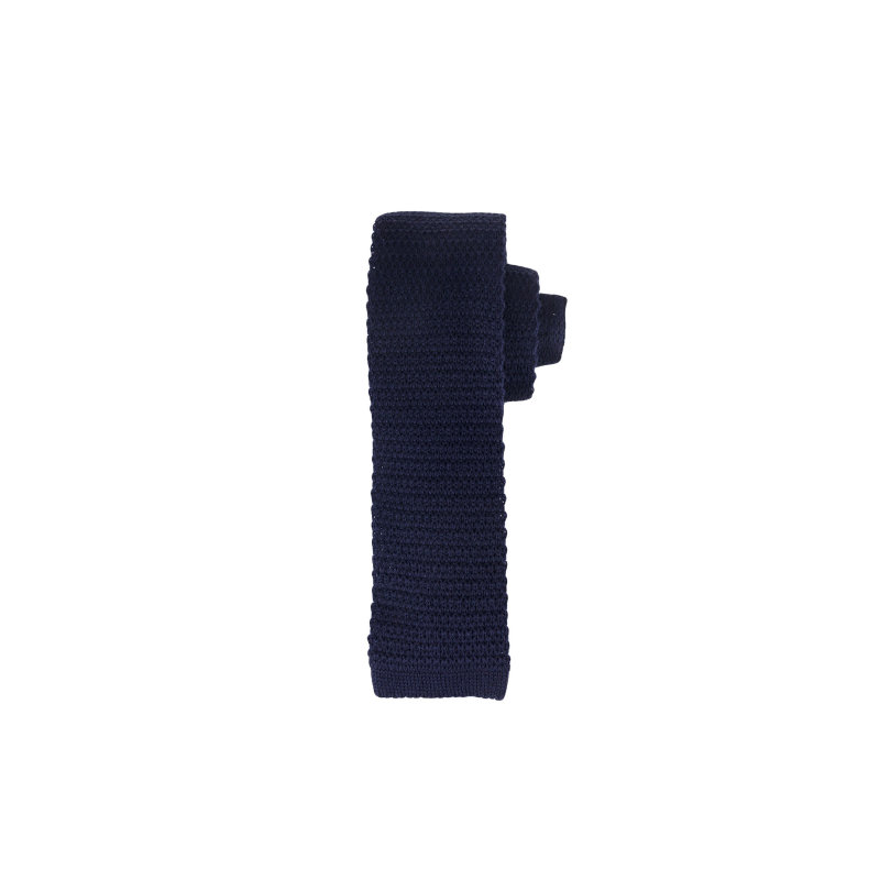 Knit Hugo navy blue