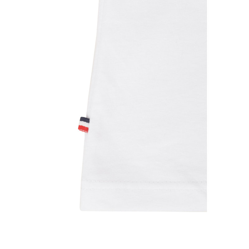 T-shirt THDM Basic VN Knit Hilfiger Denim biały