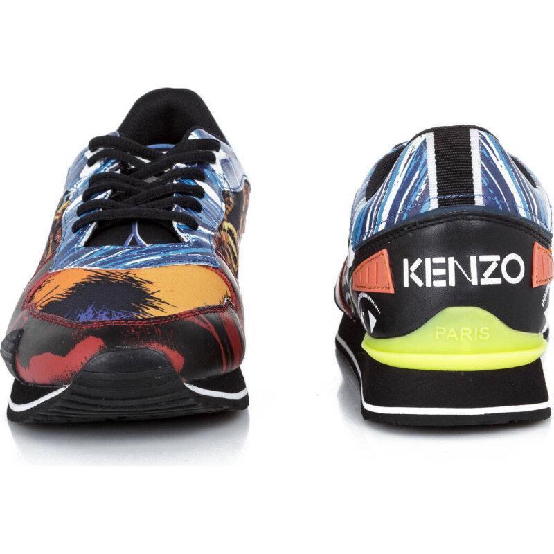 Sneakersy Running Crazy 1 Kenzo czarny