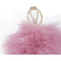 Bubble keyring Furla pink