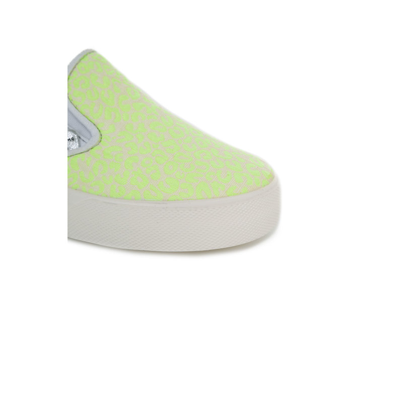 Traveler Flour Slip Ons Pepe Jeans London yellow