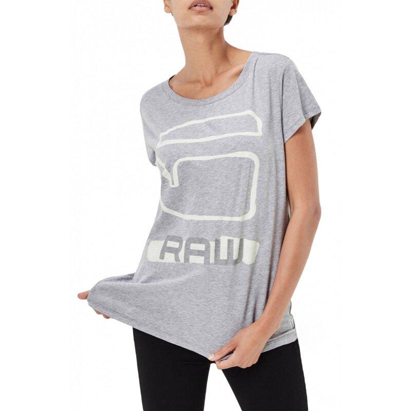 T-shirt Sepeke G-Star Raw szary