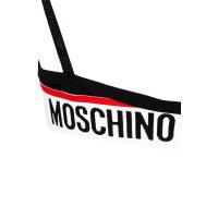 Biustonosz Moschino czarny