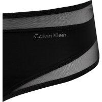 Figi Naked Touch Tailored Calvin Klein Underwear czarny
