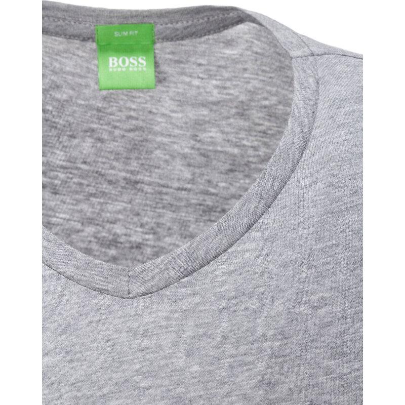 T-Shirt C Canistro80 Boss Green popielaty