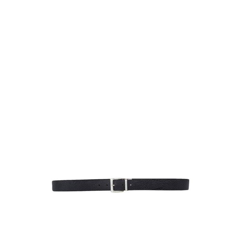 Pasek Trussardi Jeans czarny