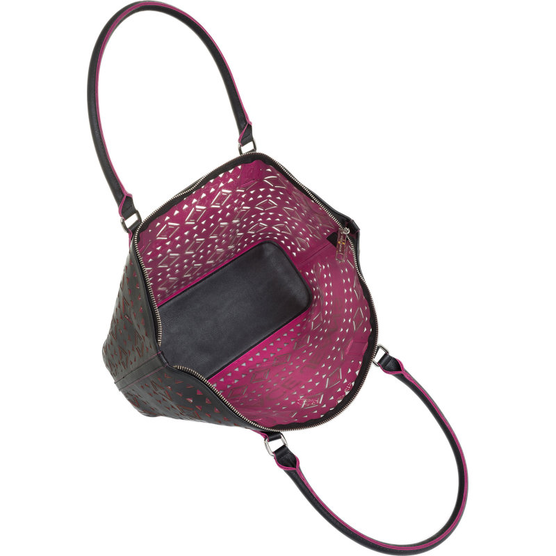 Shopper bag Versace Jeans black