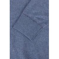 Sweter THDM Basic CN Hilfiger Denim błękitny