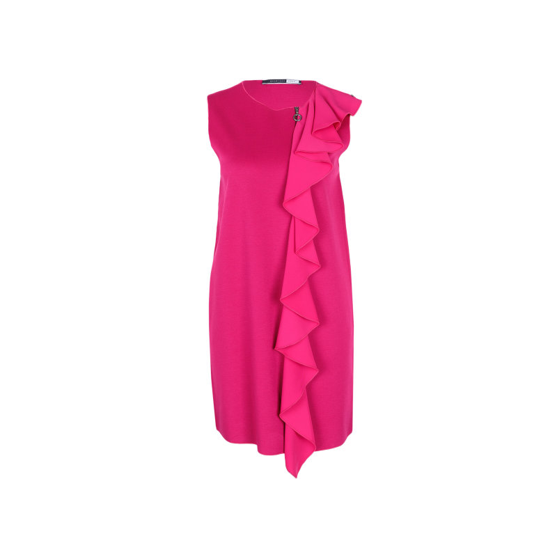 Sukienka Tiberio SPORTMAX CODE fuksja