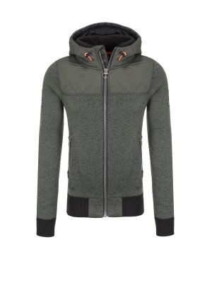 Superdry Bluza Storm Mountain Hybrid