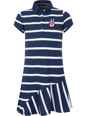 Tommy Hilfiger Sukienka Quirky Striped