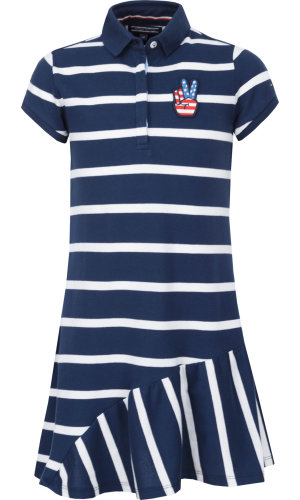 Tommy Hilfiger Quirky Striped dress