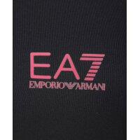 T-shirt EA7 czarny