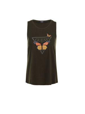 Guess Jeans Top Butterfly