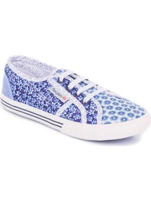 Pepe Jeans London Baker Flowers Sneakers