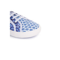Baker Flowers Sneakers Pepe Jeans London blue