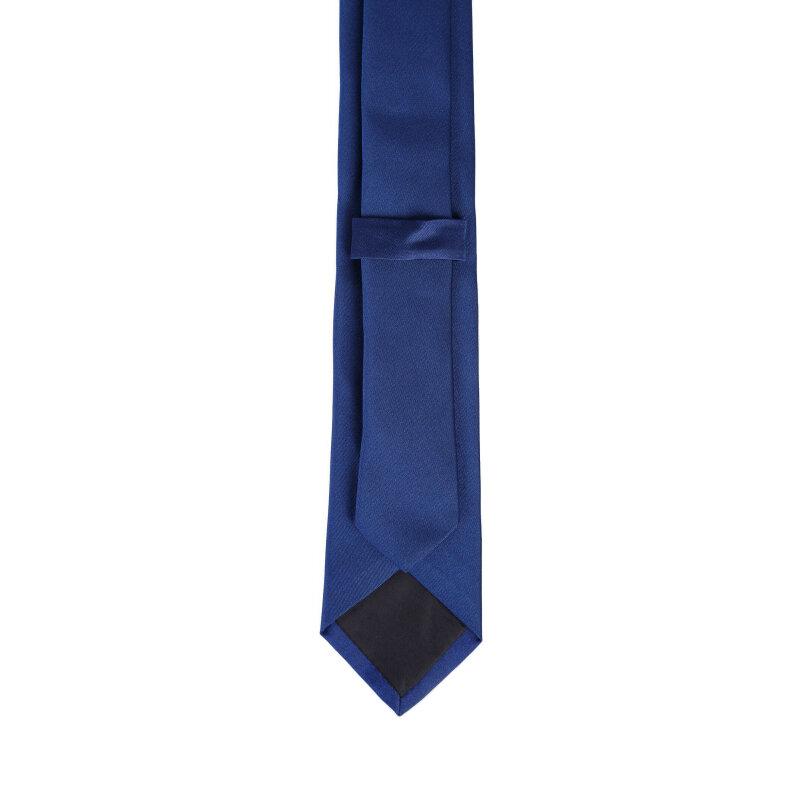 Krawat Hugo niebieski
