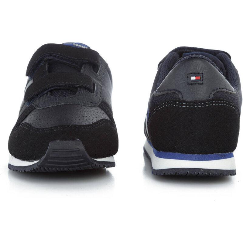 Sneakersy Jaimie 10C Tommy Hilfiger granatowy