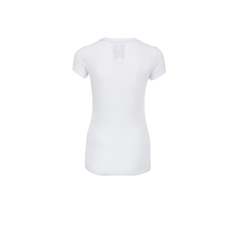 T-shirt Theagan G-Star Raw biały