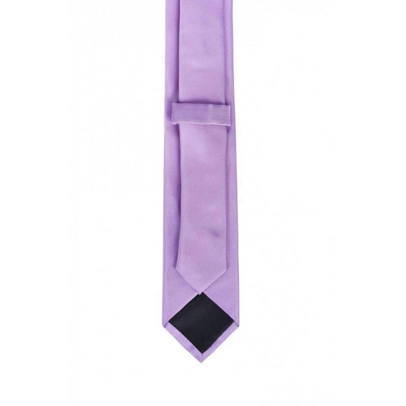 Tie Hugo violet