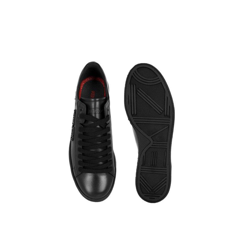 Sneakersy Tennix Kenzo czarny